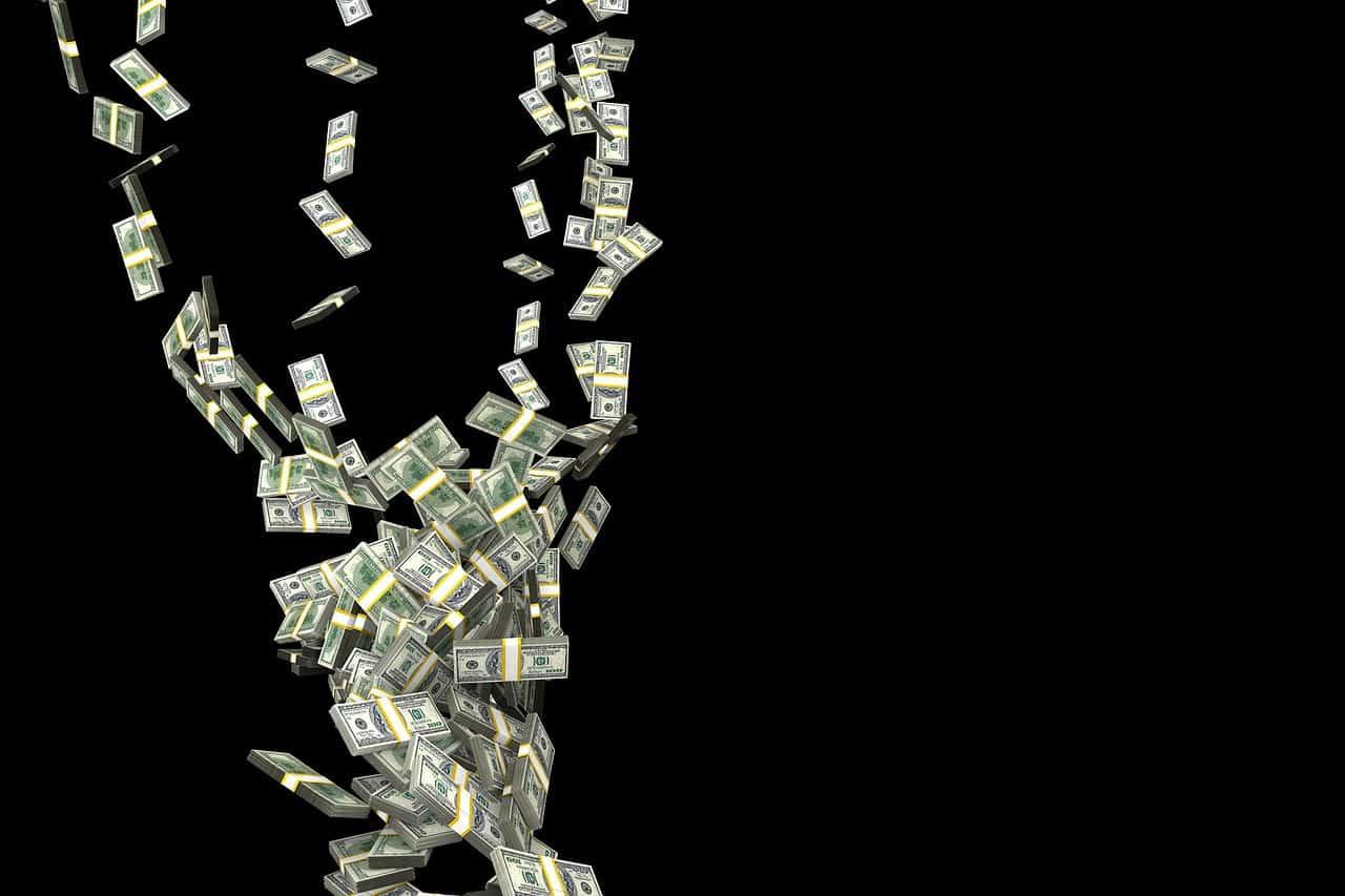 כסף, שטרות, דולרים