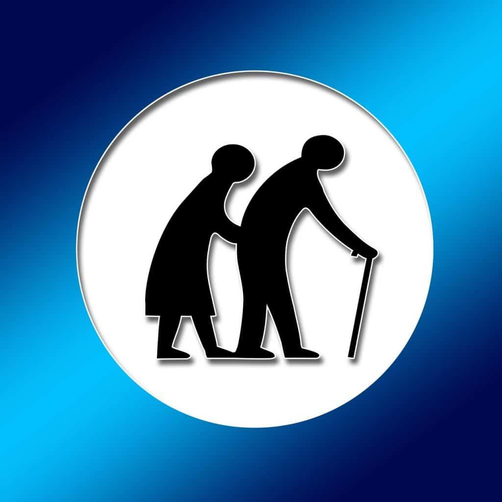 אנשים זקנים